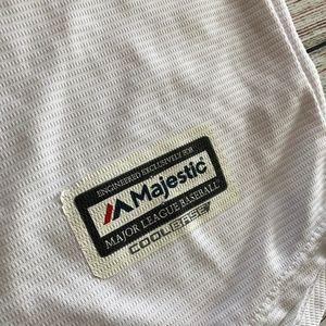 Majestic Shirts - Kansas City Royals 2015 World Series Medium Jersey